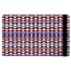 Ethnic Colorful Pattern Apple Ipad 3/4 Flip Case by dflcprints