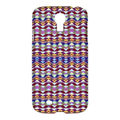 Ethnic Colorful Pattern Samsung Galaxy S4 I9500/i9505 Hardshell Case by dflcprints