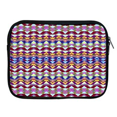 Ethnic Colorful Pattern Apple Ipad 2/3/4 Zipper Cases by dflcprints