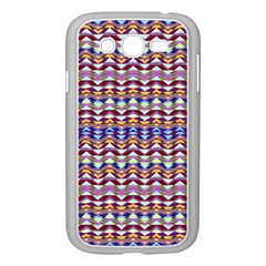 Ethnic Colorful Pattern Samsung Galaxy Grand Duos I9082 Case (white) by dflcprints