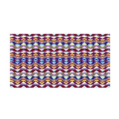 Ethnic Colorful Pattern Satin Wrap by dflcprints