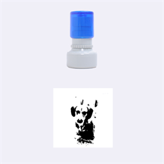 Dachshund Full Rubber Round Stamps (Small) by TailWags