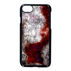 Background For Scrapbooking Or Other Apple iPhone 7 Seamless Case (Black)