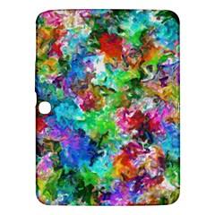 Colorful Strokes                                                                                                               samsung Galaxy Tab 3 (10 1 ) P5200 Hardshell Case by LalyLauraFLM