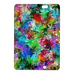 Colorful Strokes                                                                                                               kindle Fire Hdx 8 9  Hardshell Case by LalyLauraFLM
