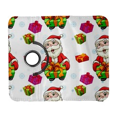Xmas Patterns  Galaxy S3 (flip/folio) by Onesevenart
