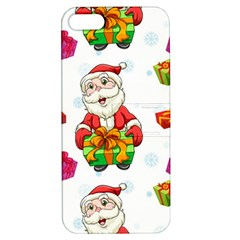 Xmas Patterns  Apple Iphone 5 Hardshell Case With Stand by Onesevenart