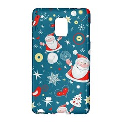 Christmas Stockings Vector Pattern Galaxy Note Edge by Onesevenart