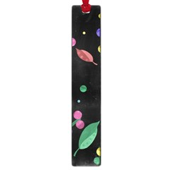Space Garden Large Book Marks by Valentinaart