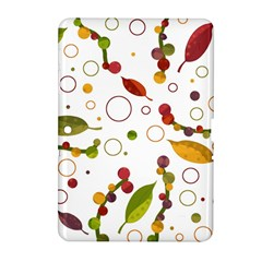 Adorable Floral Design Samsung Galaxy Tab 2 (10 1 ) P5100 Hardshell Case  by Valentinaart