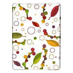 Adorable Floral Design Ipad Air Hardshell Cases by Valentinaart