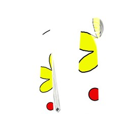 Ladybugs Neckties (one Side)  by Valentinaart