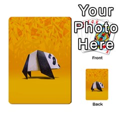 Cute Panda Multi Purpose Cards (rectangle)  by AnjaniArt