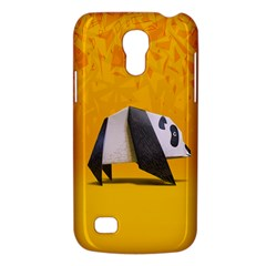 Cute Panda Galaxy S4 Mini by AnjaniArt