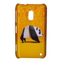 Cute Panda Nokia Lumia 620 by AnjaniArt