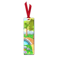 Cute Cartoon Small Book Marks by AnjaniArt