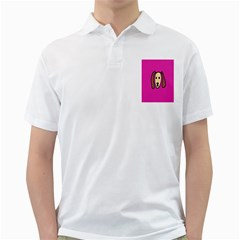 Face Dog Golf Shirts