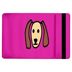 Face Dog iPad Air Flip by AnjaniArt