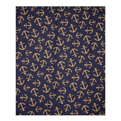 Anchor Ship Shower Curtain 60  X 72  (medium)  by AnjaniArt