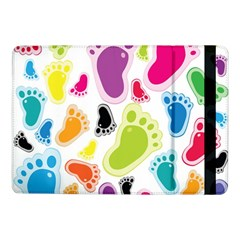 Foot Soles Of The Feet Samsung Galaxy Tab Pro 10 1  Flip Case by AnjaniArt