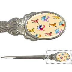 Chicken Letter Openers by AnjaniArt