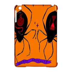 Happy Hellpween Spider Apple Ipad Mini Hardshell Case (compatible With Smart Cover) by AnjaniArt