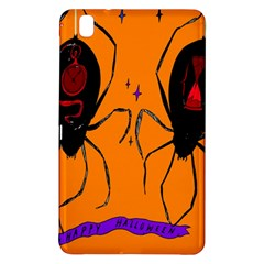 Happy Hellpween Spider Samsung Galaxy Tab Pro 8 4 Hardshell Case by AnjaniArt