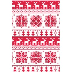 Christmas Patterns 5 5  X 8 5  Notebooks by Onesevenart