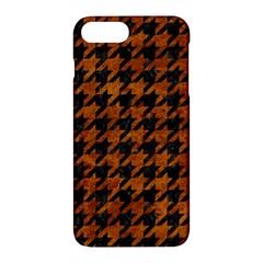 HTH1 BK-BR MARBLE Apple iPhone 7 Plus Hardshell Case by trendistuff