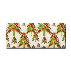 Cute Christmas Seamless Pattern Vector    Cosmetic Storage Cases by Onesevenart