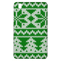 Knitted Fabric Christmas Pattern Vector Samsung Galaxy Tab Pro 8 4 Hardshell Case by Onesevenart