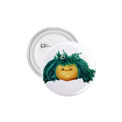Angry Girl Doll 1 75  Buttons by dflcprints