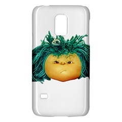 Angry Girl Doll Galaxy S5 Mini by dflcprints