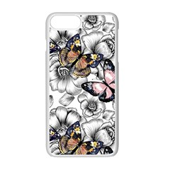 Apple iPhone 7 Plus White Seamless Case by cowcowstore