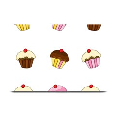 Colorful cupcakes  Plate Mats by Valentinaart