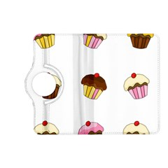 Colorful Cupcakes  Kindle Fire Hd (2013) Flip 360 Case by Valentinaart