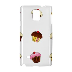 Colorful Cupcakes  Samsung Galaxy Note 4 Hardshell Case by Valentinaart