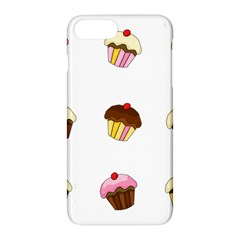Colorful cupcakes  Apple iPhone 7 Plus Hardshell Case by Valentinaart