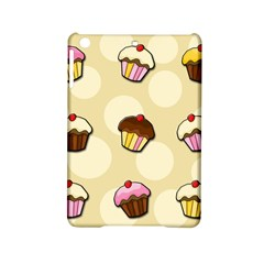 Colorful Cupcakes Pattern Ipad Mini 2 Hardshell Cases by Valentinaart