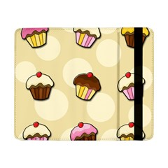 Colorful Cupcakes Pattern Samsung Galaxy Tab Pro 8 4  Flip Case by Valentinaart