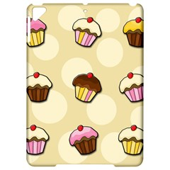 Colorful Cupcakes Pattern Apple Ipad Pro 9 7   Hardshell Case by Valentinaart