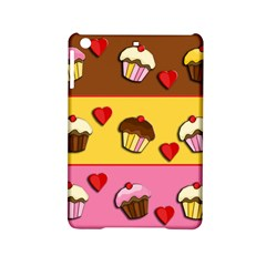 Love Cupcakes Ipad Mini 2 Hardshell Cases by Valentinaart
