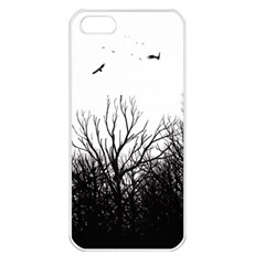 Apple Iphone 5 Seamless Case (white) by Brittlevirginclothing