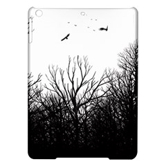 Dark Forest Ipad Air Hardshell Cases by Brittlevirginclothing