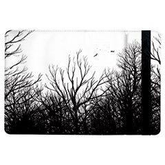 Dark Forest Ipad Air Flip by Brittlevirginclothing