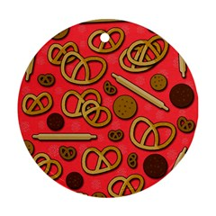 Bakery Ornament (round)  by Valentinaart