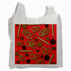 Bakery Recycle Bag (one Side) by Valentinaart