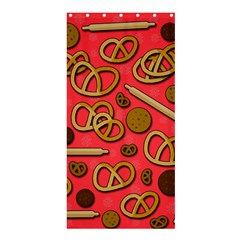Bakery Shower Curtain 36  X 72  (stall)  by Valentinaart