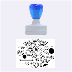 Bakery Rubber Oval Stamps
