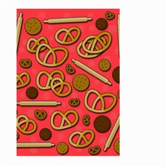 Bakery Large Garden Flag (two Sides) by Valentinaart